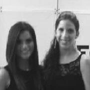 Gabriela Smarrelli y Paola Del Carpio