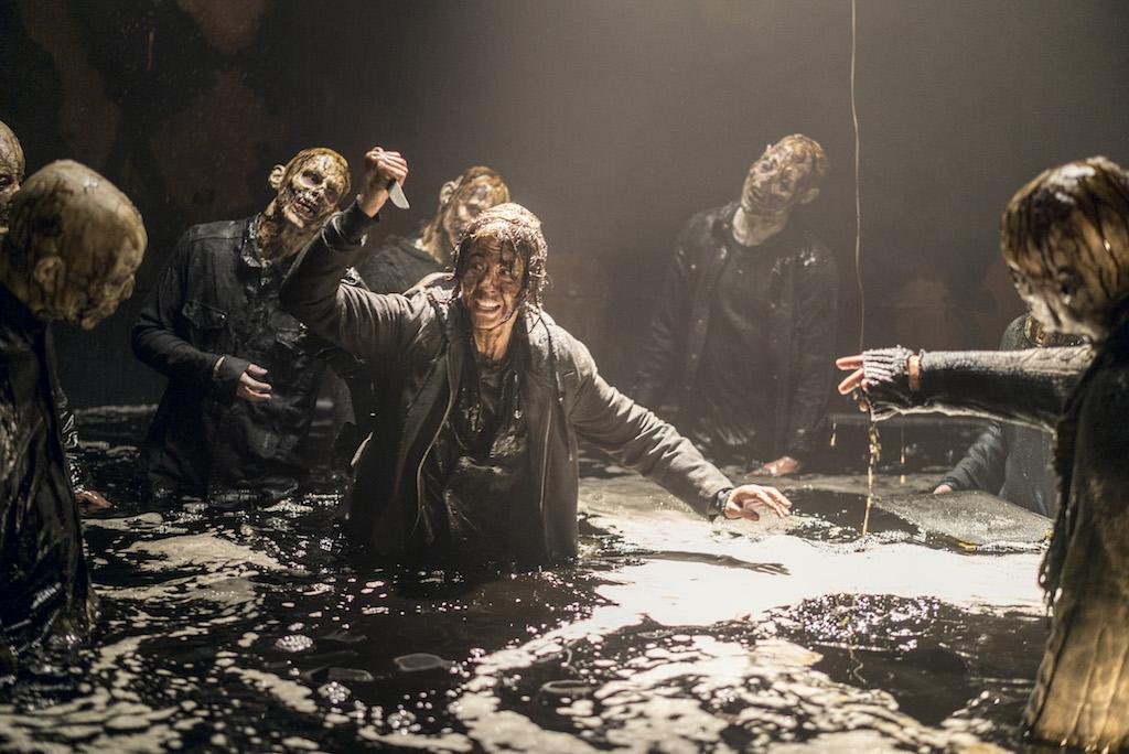"""AMC anuncia fecha de estreno de la 4ta temporada de """"Fear the ..."""