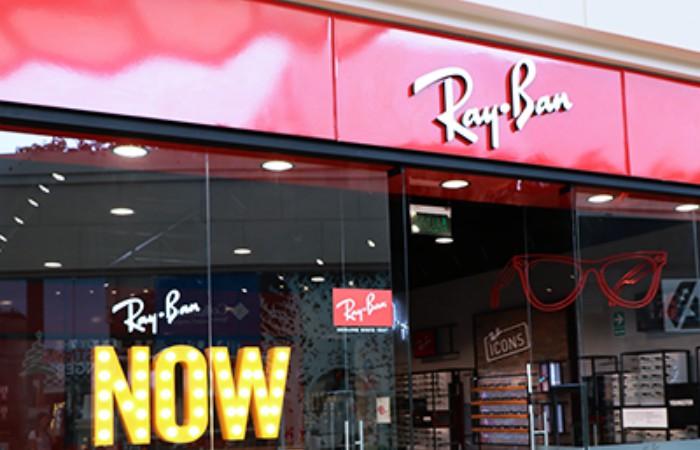 32271f7116 Ray-Ban inauguró su primera tienda en Jockey Plaza | Negocios