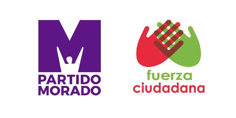Confirmado: Alianza entre el Partido Morado y Fuerza Ciudadana | Política |  Lucidez.pe