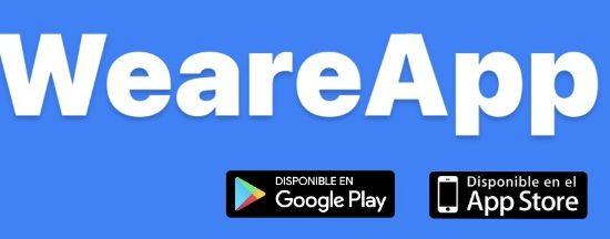 logo WeareApp